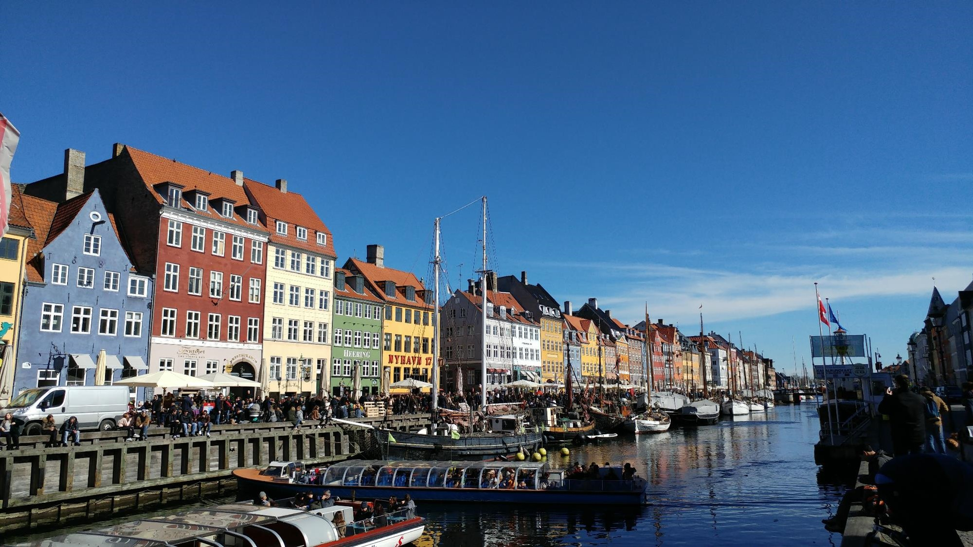 Copenhagen: Visit the Nyhavn