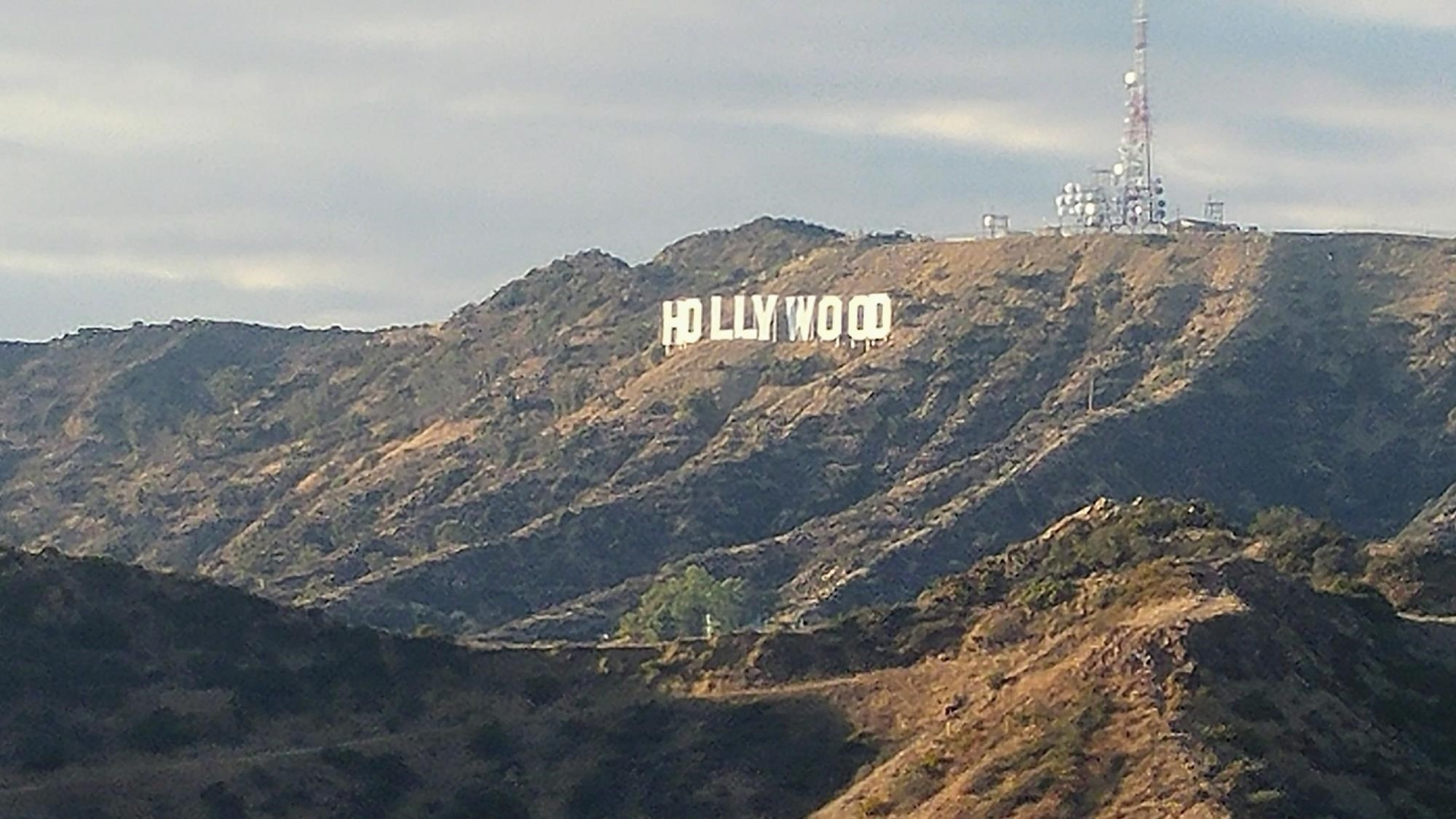 US Road Trip : Hollywood, Los Angeles