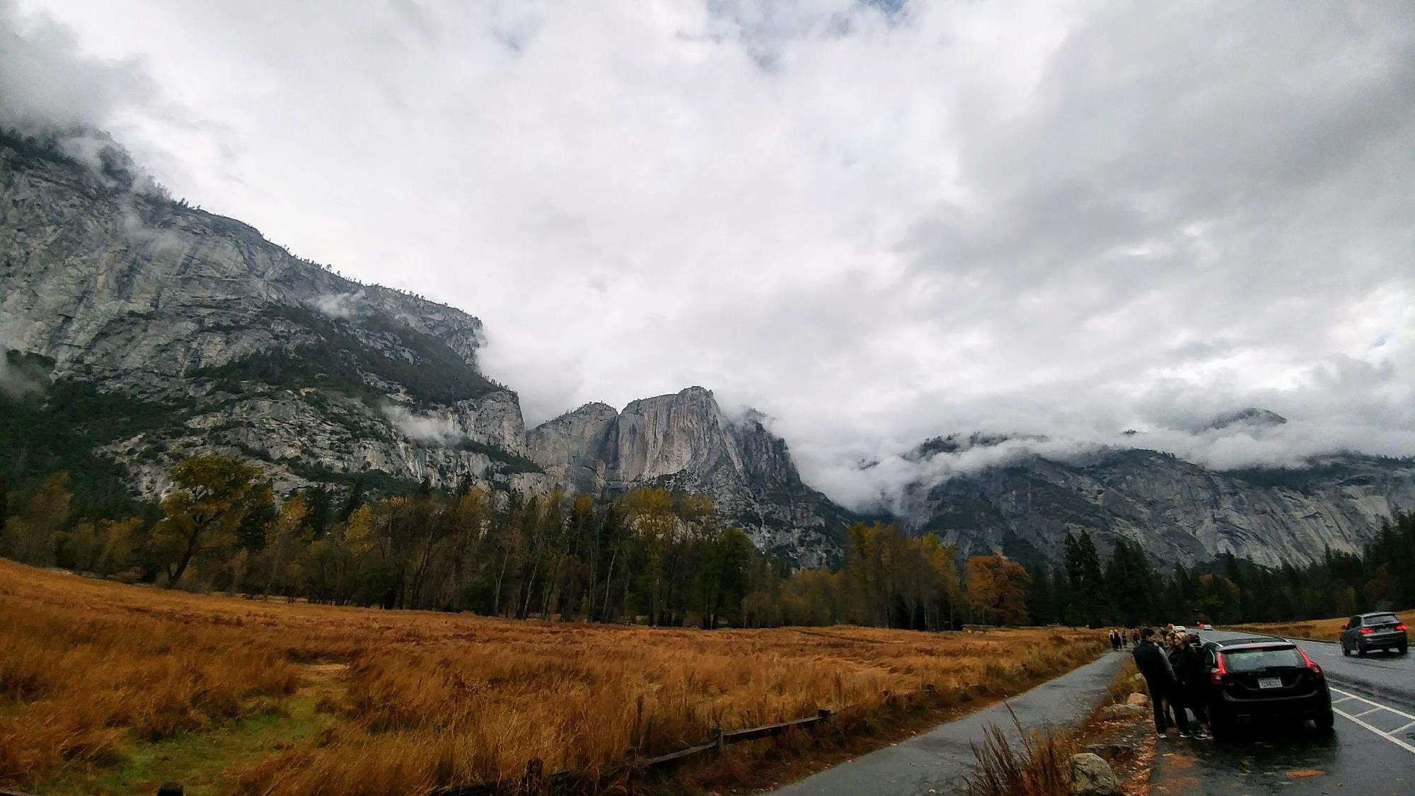 US Road Trip: Yosemite National Park