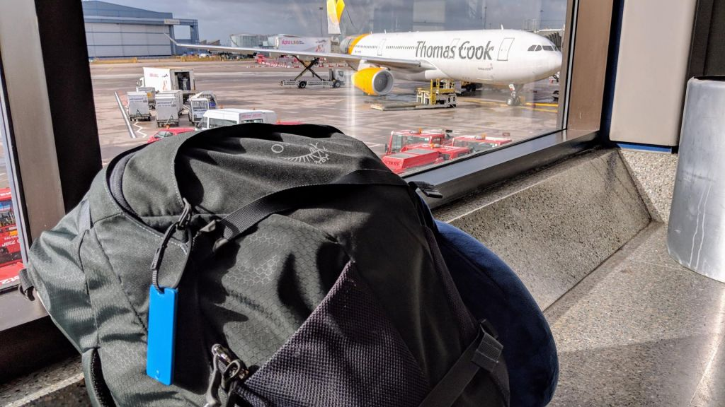 The BEST Interrailing Backpack for Travelling in Europe