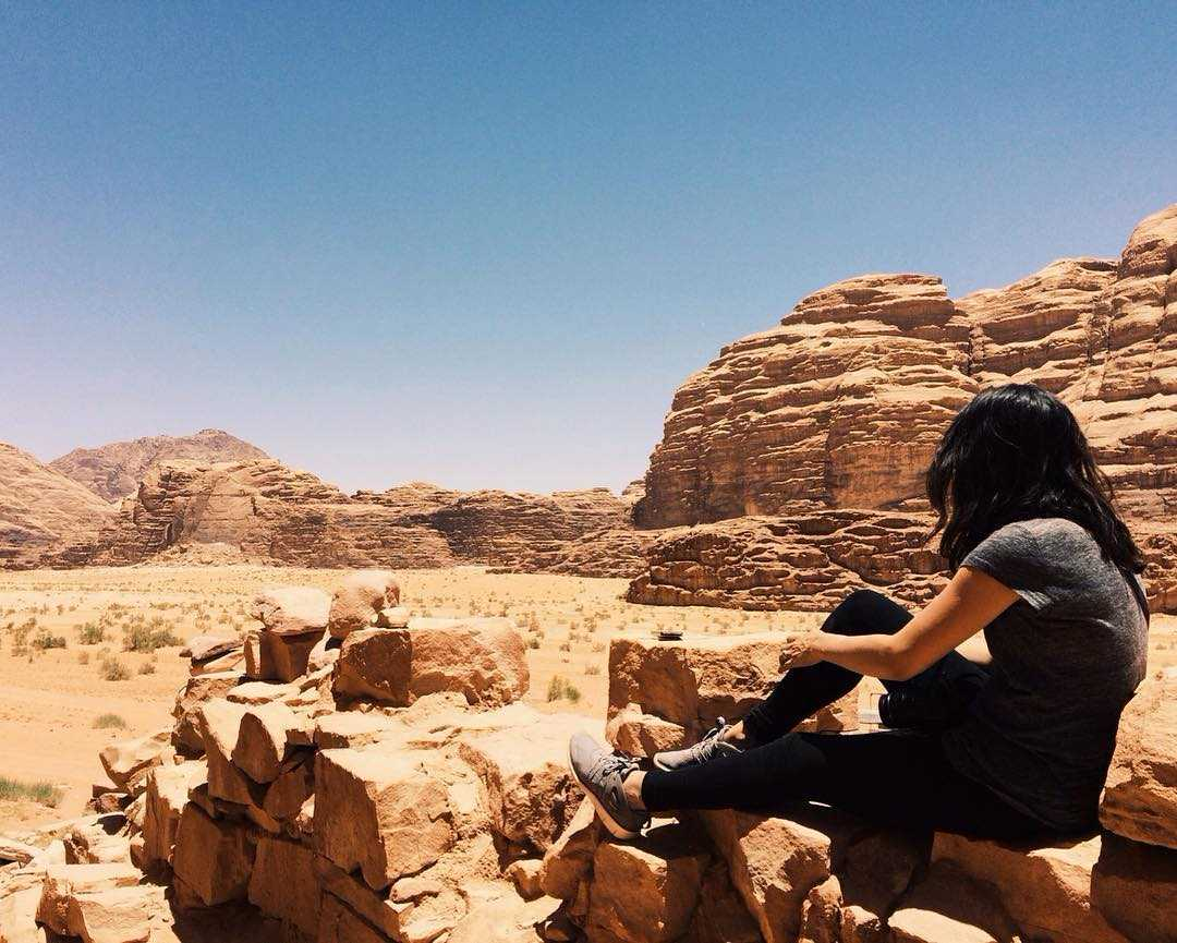 wanderluce in jordan