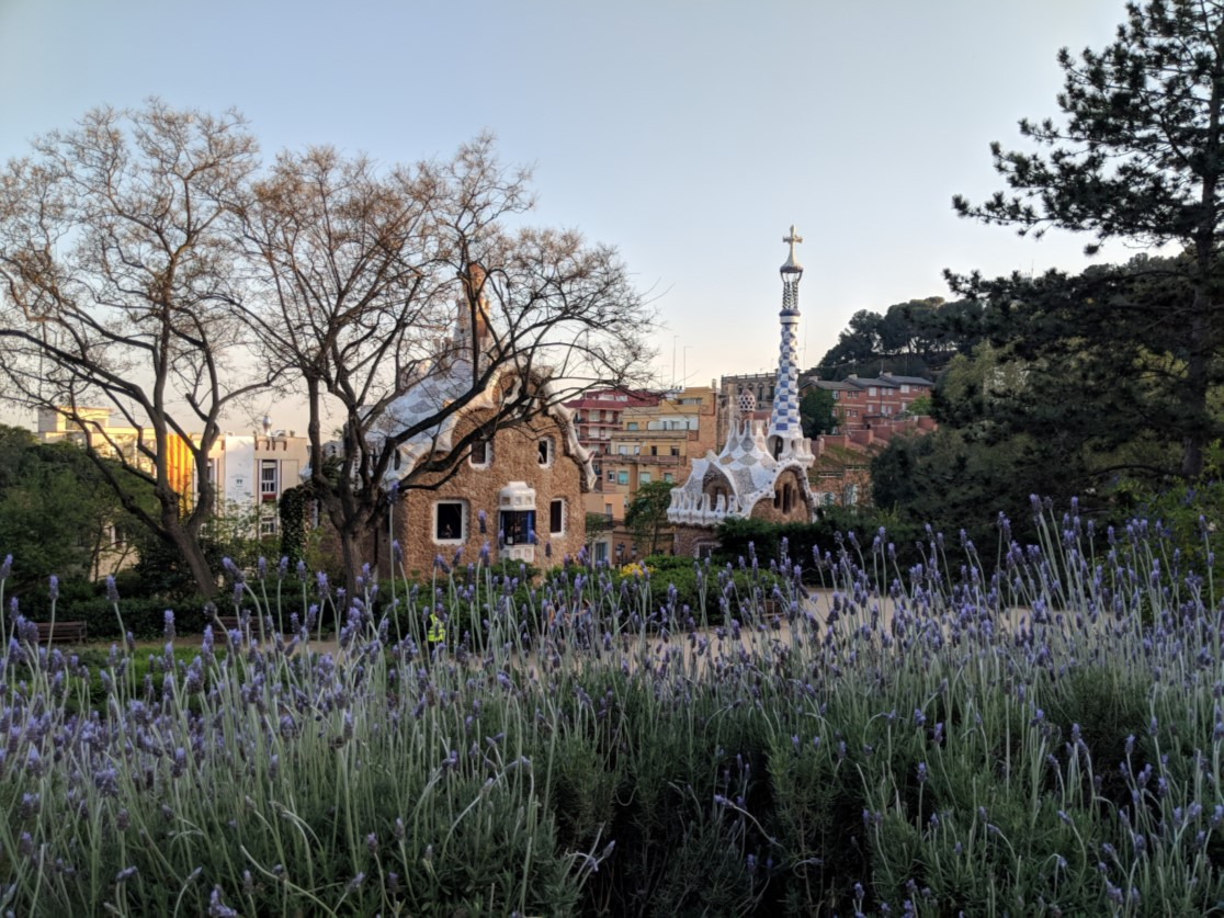 Everything you need to know about Park Güell