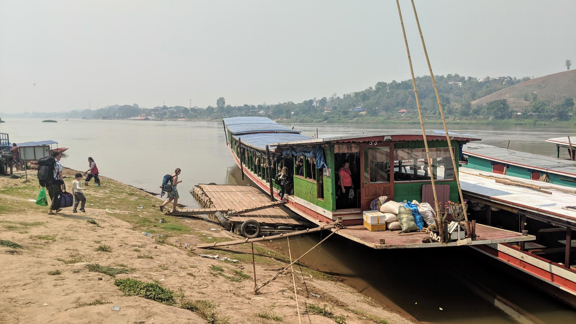 Slow Boat from Chiang Rai to Luang Prabang, Laos – How to Save Money + Other Tips