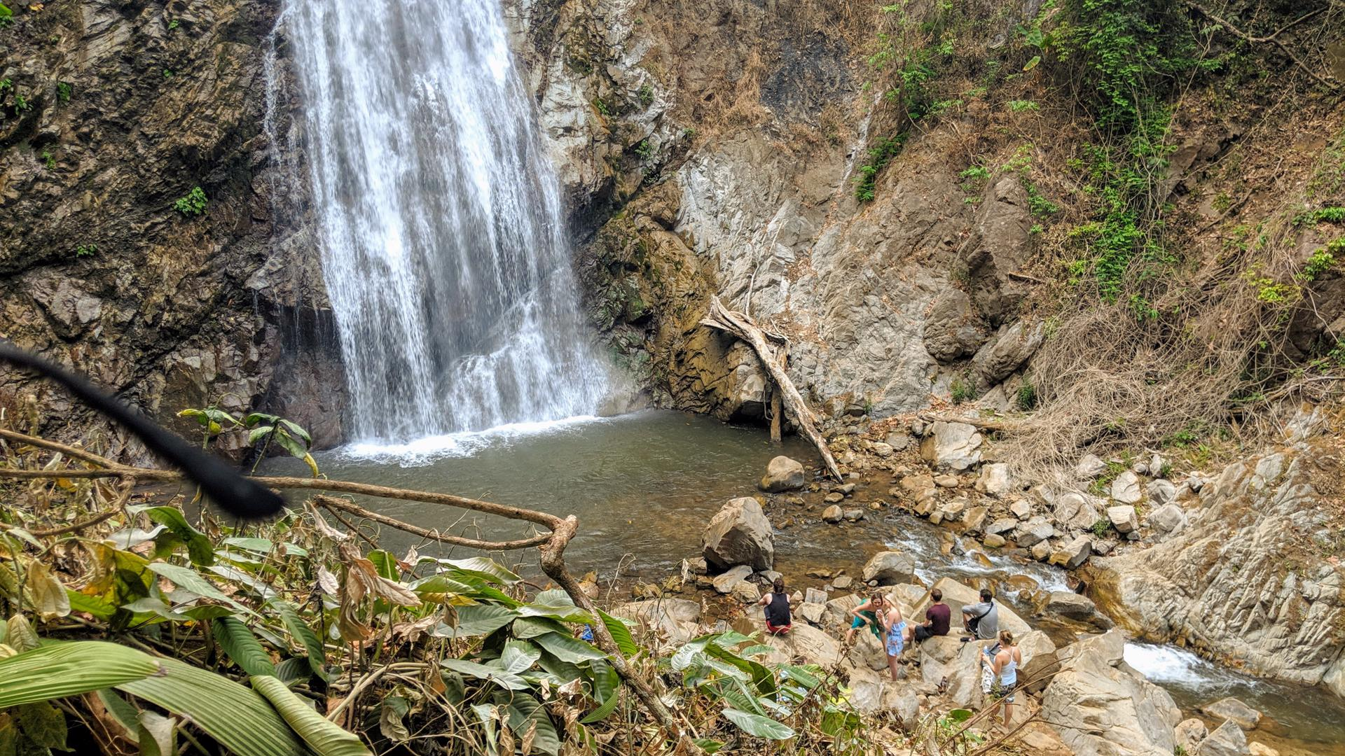 An Unexpected Adventure to Khun Korn Waterfall, Chiang Rai