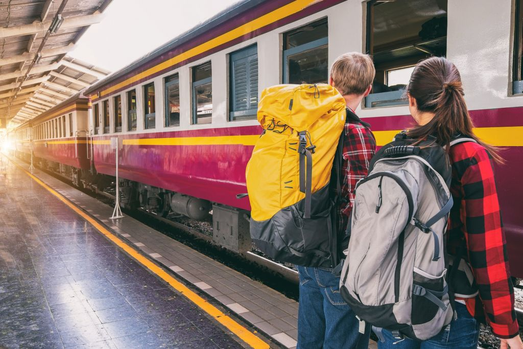 A Guide To Britrail – The Interrail Alternative For Travel In Britain