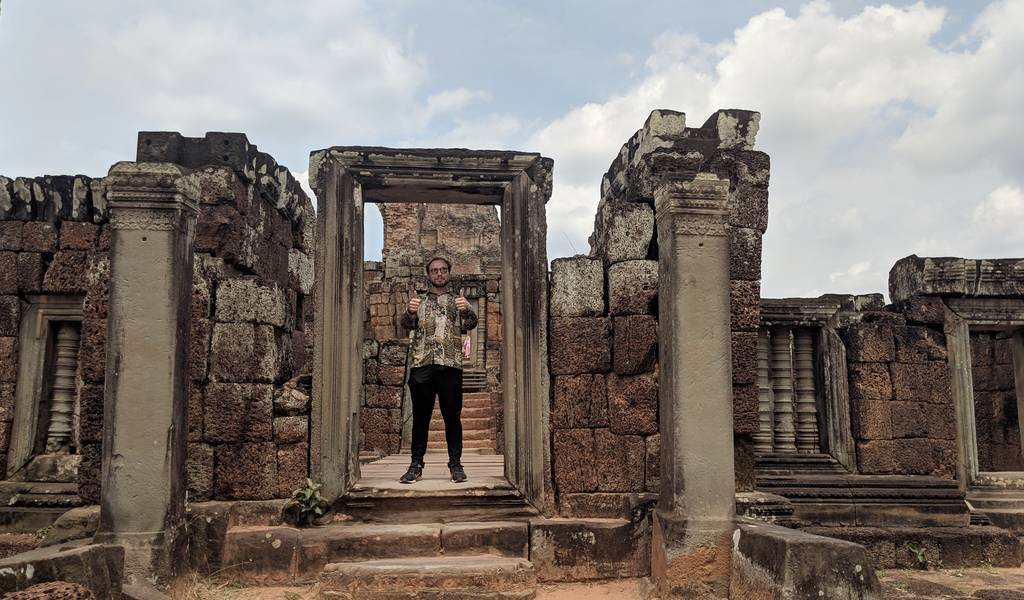 Backpacking Cambodia as a Solo Traveller