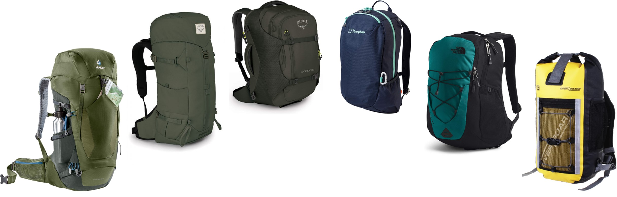 BEST 30 Litre Backpacks (for Travel, Hiking + Commute)