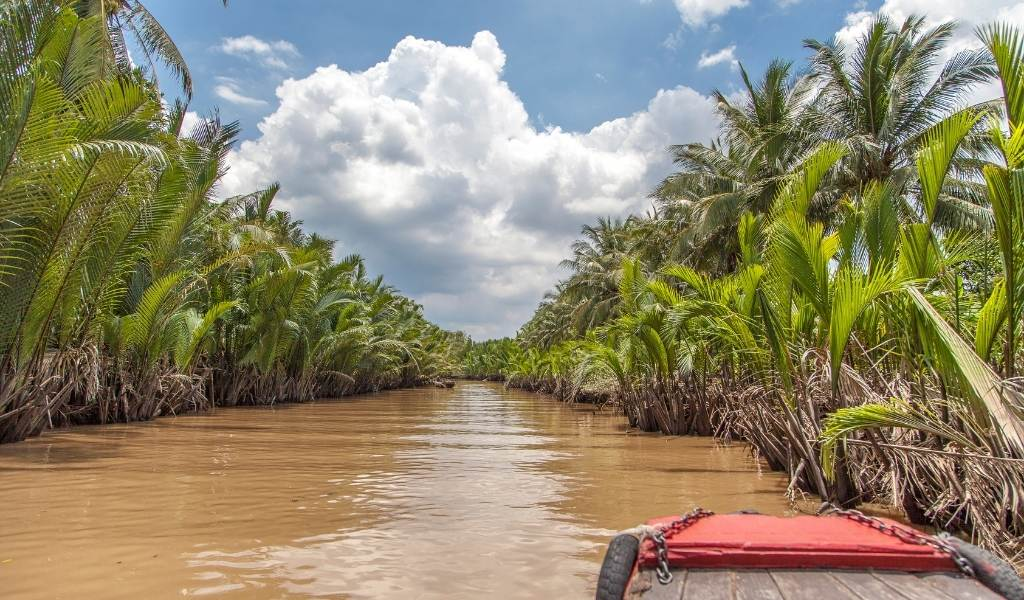 Things to See + Do Along the Mekong River